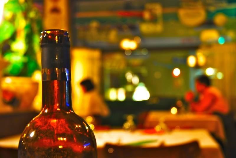 Bottle of Wine Restaurant