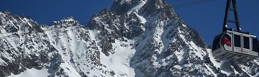 Charmonix France ski