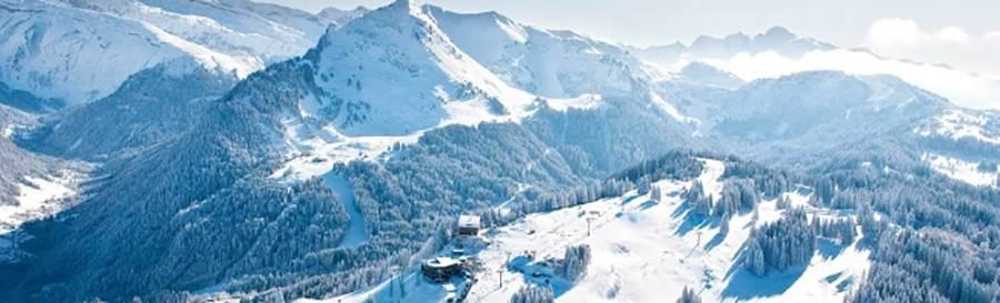 Portes du Soleil France ski