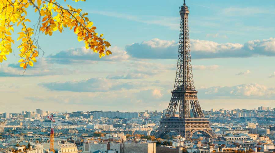 Paris with easyBus