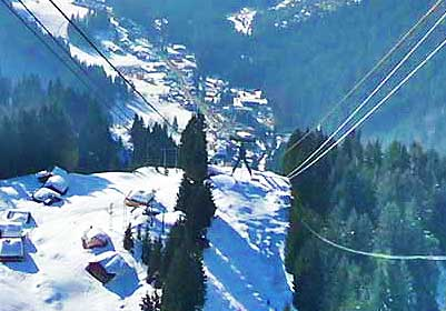 Les Gets, Morzine and Avoriaz Transfers