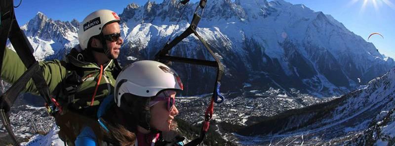 Chamonix Gliding