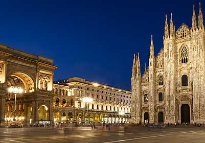 Milan-Malpensa Airport to/from Milan City Centre