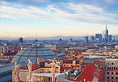 Milan-Linate Airport to/from Milan City Centre