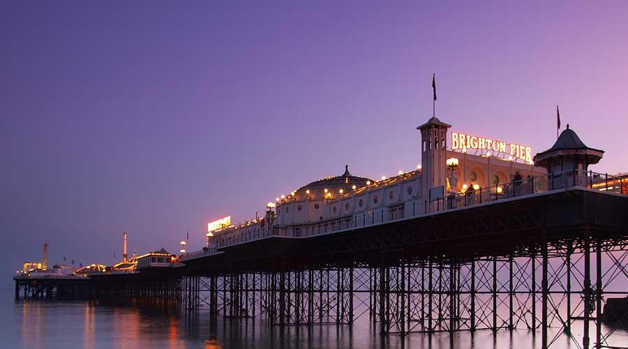 Brighton with easyBus