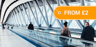 Bus to London Gatwick from Just £2