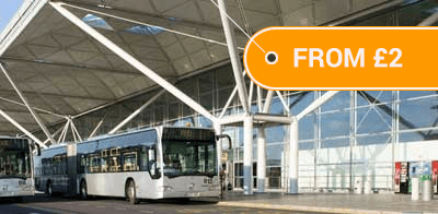Bus to London Stansted from Just £2